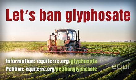 Équiterre calls for glyphosate ban in Canada image